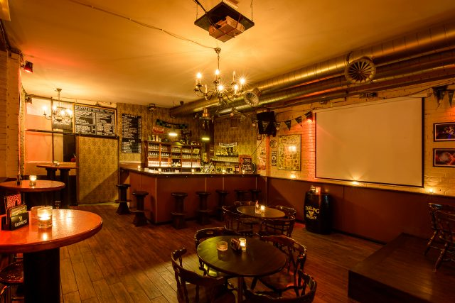 Monkeys Music Club, der Pub