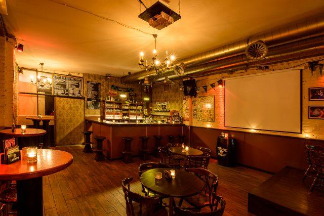 Monkeys Music Club, der Pub