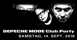 Depeche Mode Club Party