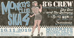 Monkeys Club Ska Festival #4